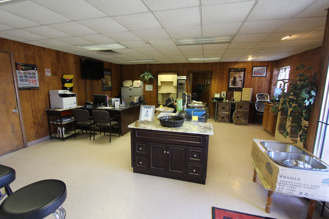 showroom - Granite Countertops Charlotte, Discount Granite Counters ...