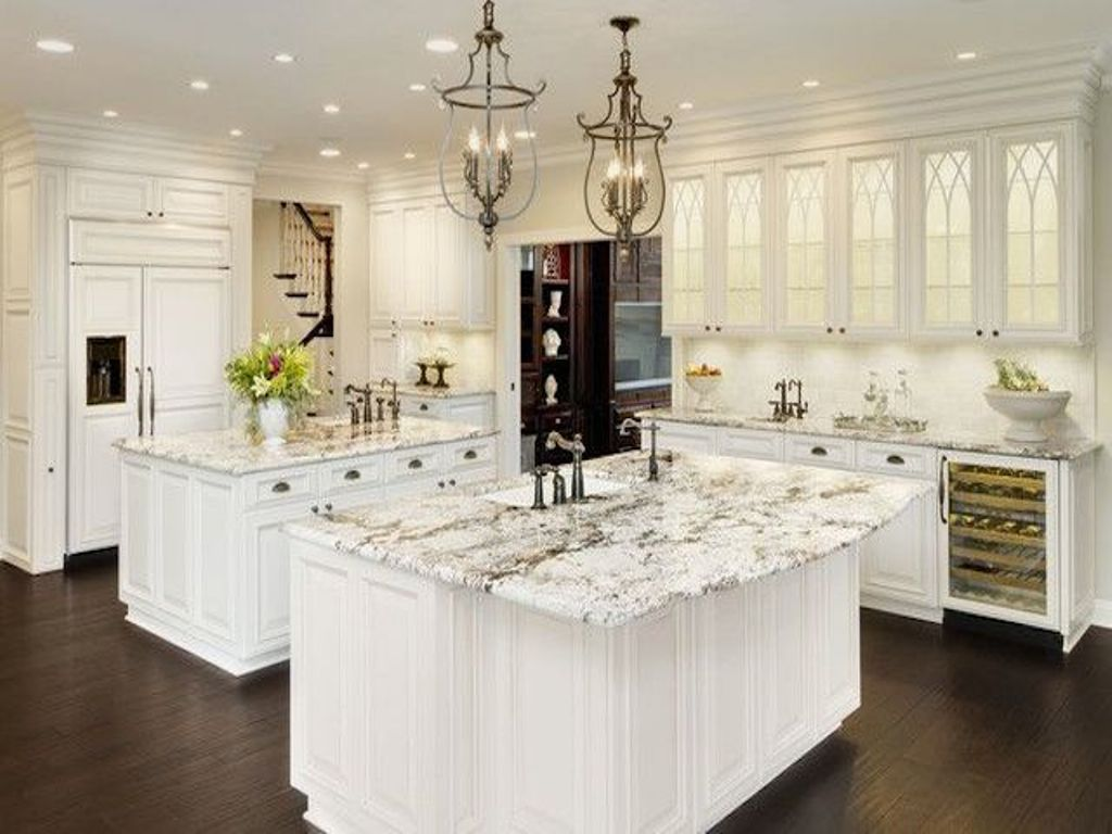 Alaska White - Granite Countertops Charlotte, Discount Granite ...